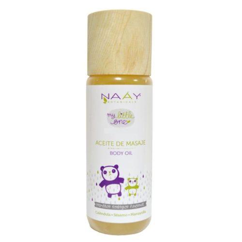 aceite de masaje sésamo manzanilla