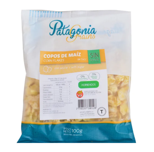 cereal sin gluten patagonia grains