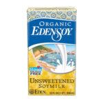 leche de soya edensoy sin azucar sin gluten