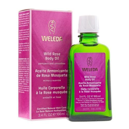 aceite corporal de rosa mosqueta