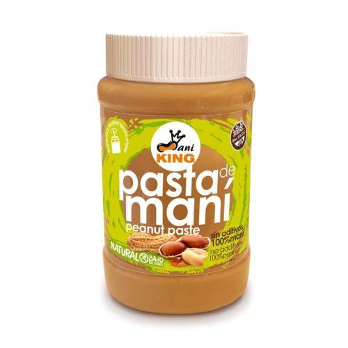 pasta de maní natural sin gluten